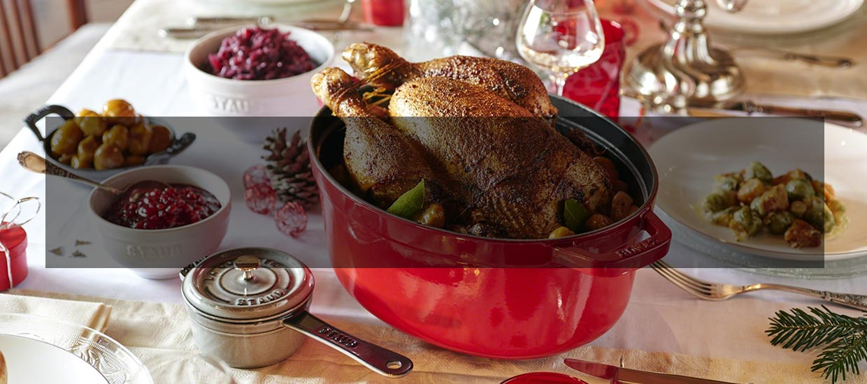 Staub Christmas Offers
